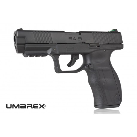 Wiatrówka pistolet UMAREX SA9 kal. 4,5mm BB Blow Back