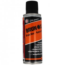 Olej Brunox GUN CARE TURBO SPRAY 200 ml