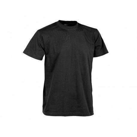 Koszulka T-shirt Helikon Black TS-TSH-CO-01