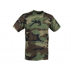 Koszulka T-shirt Helikon US Woodland TS-TSH-CO-03
