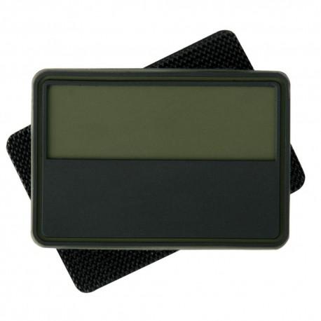 Emblemat patche flaga PL Olive Green - 2 szt.