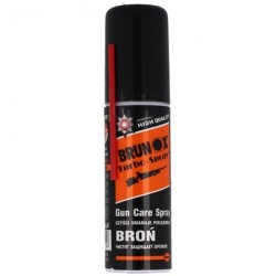 Olej Brunox GUN CARE TURBO SPRAY 25 ml