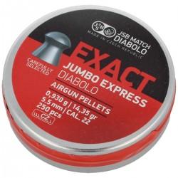 Śrut JSB Exact Jumbo Express 5.52mm 250szt
