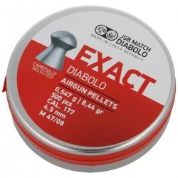 Śrut JSB Diabolo Exact 4.53mm, 500szt