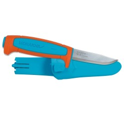 Nóż Morakniv® BASIC 546  Limited Edition 2018 Blue/Orange