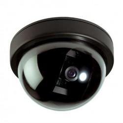 Atrapa kamery przemysłowej / kamera kopułka