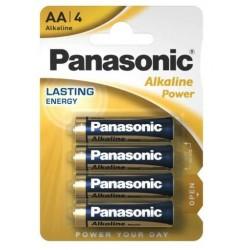 PANASONIC BATERIA LR06 alkaiczna AA