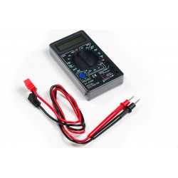 Miernik cyfrowy multimetr DT-830B uniwersalny LCD