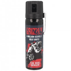 Gaz pieprzowy Sharg Grizzly Gel 4mln SHU, 26.4% OC 63ml