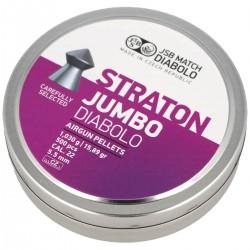 Śrut JSB Diabolo Straton Jumbo .22 / 5.5mm 500szt