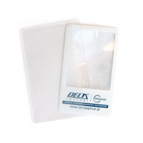 Lupa płaska Delta Optical