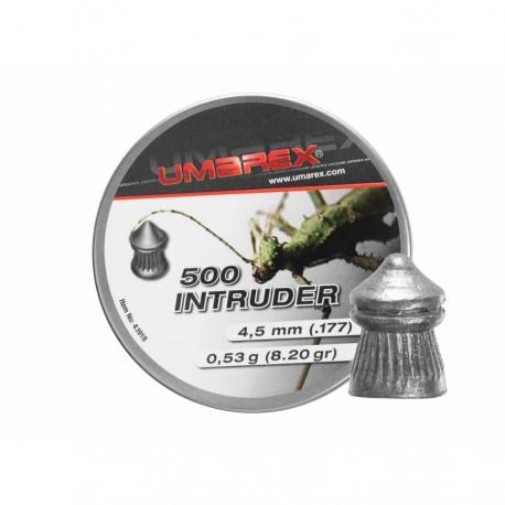 Śrut 4,5 mm Umarex Intruder szpiczasty 500 szt.