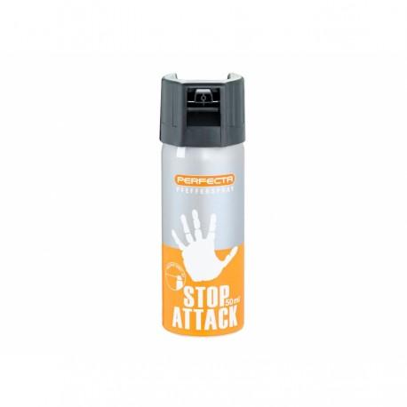 Gaz pieprzowy Perfecta Stop Attack strumień 50 ml
