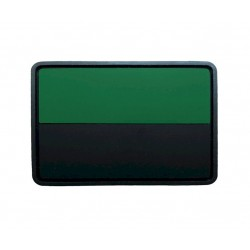 Emblemat patche Texar flaga Polska Olive PVC
