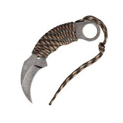 Nóż Master Cutlery M-Tech Karambit Camo Cord