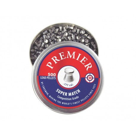 Śrut Premier Match 4,5 mm 500 szt.