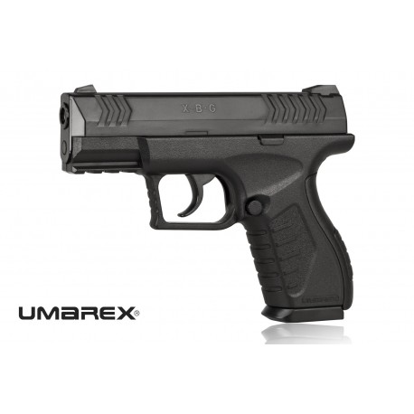Wiatrówka pistolet UMAREX XBG