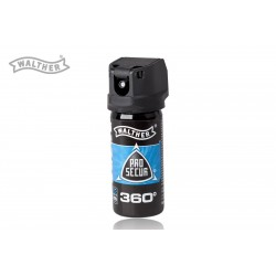 Gaz pieprzowy Walther Pro Secur, spray punktowy, 10% OC, 360, UV, 40 ml