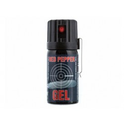 Gaz pieprzowy Sharg Graphite Red Peper Gel 3mln 40ml Stream