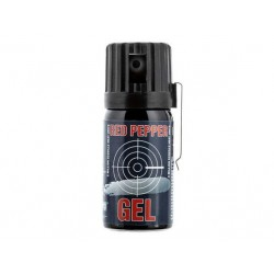 Gaz pieprzowy Graphite Red Pepper Gel 3mln 40ml Cone