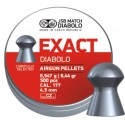 Śrut JSB Diabolo Exact 4.52mm  500szt