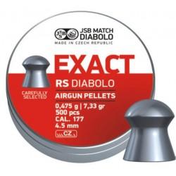 Śrut JSB Diabolo Exact RS 4.52mm  500szt