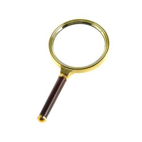 Ręczna lupa szkło powiększajace 80mm L002