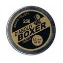 Śrut 5,5 mm Diabolo Boxer ostry 250 szt.