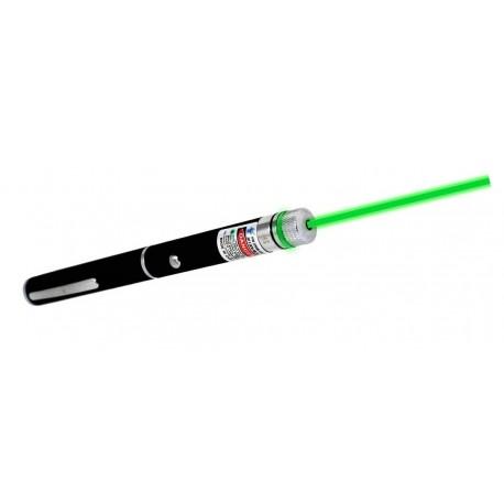 Wskaźnik laserowy z wymiennymi głowicami